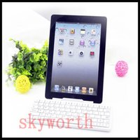 amazon keyboard stand - Universal Portable Wireless Bluetooth Keyboard Stand For iPad air mini iphone S Samsung Waterproof Aluminium