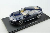 aston vantage - Aston Martin V12 AUTOart Alto VANTAGE midnight blue car model