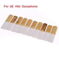 alto sax sound - 10 Pieces Reed Bamboo for Eb Alto Saxophone Sax Accessories Make Pretty Good Sound order lt no track