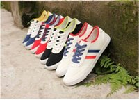 Cheap Fashion Sneakers Canvas shoes For Men Casual shoes British style Colour