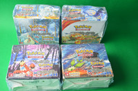 trading cards - 2015 New primal clash Poke Cards not real Playing XY Cards trading card game piece box Children Card Toys Gifts in stock fast shipping