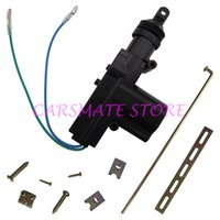 auto starter motors - Top Quality Universal Car DC V Wire Heavy Duty Power Door Lock Actuator Auto Locking System Motor With Hardware