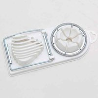 Wholesale Flower Edges Cut Kitchen Egg Cutter IN1 Mold Multifunction Slicer Sectioner