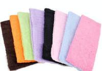 Wholesale EMS CM Candy Color Sports Gym Yoga Slimming Elastic Hair Head Band Yoga Headband Sweatband Mix Color M1903