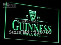 guinness - a002 g Guinness Vintage Logos Beer Bar Neon Light Sign