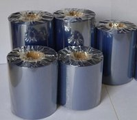 Wholesale Blue Ribbon color ribbon barcode label printing paper Tandai