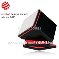 award winning design - Cooskin Car Holder with Wins Red Dot Design Award