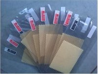 alcatel onetouch - 100pcs l Flim Cloth Quality High Clear Screen Protector Protectors Guard Film For Alcatel onetouch fierce xl LCD Screen film