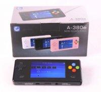 dingoo a320 - New Black Dingoo A380E Handheld Emulator game console A320 Music Video Player Radio E book Browsing China Mainland video