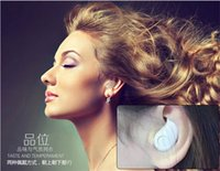 Wholesale 2015 New Stealth headphones in ear wireless bluetooth headset bluetooth earphone music player phone call
