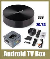 Cheap Tronsmart Vega S89 Elite Best tv digital box