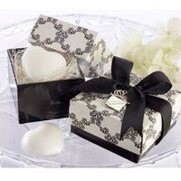 mini soap - European Mini Heart shaped Soap Creative Personality Wedding Favors Beauty Wedding Supplies