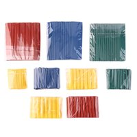 Wholesale 2015 Excellent Professional Sizes Polyolefin Halogen Free Heat Shrink Tubing Tube Sleeving New Dropping Shipping