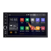 Cheap 7 Inch Android 4.4.4 Car DVD Player For Universal Car Radio Car GPS Radio Double DIN Stereo HD 800x480 Capacitive Screen