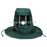 abrasive caps - Blasting Hood Sand Abrasive Sandblaster Mask Cap Anti Wind Dust Protective Tool order lt no track