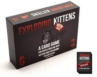 Wholesale 2016 new arrival The original Edition the NSFW Edtion Content The Oatmeal Strategy Cards The original Edition