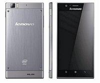 Cheap Orange Lenovo K900 6.9mm Stainless Steel Android 4.2 Intel Atom Z2580 2.0GHz 2GB 16GB 3G WCDMA Single Mciro Sim Card 13MP Camera Smart Phone