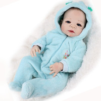 baby doll toy for boys - Full Body Silicone Reborn Baby Doll Inch Realistic Dolls Boys Toy Decorative Dolls Birthday Gift For Christmas For Sale