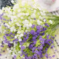 Wholesale Gypsophila Babys Breath Decorative Flowers Silk Flowers Fake Flowers Artificial Plants colors