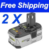 Wholesale Pieces x mAh RYOBI V Lithium Battery ONE Ryobi Lithium Battery Volt order lt no track