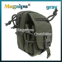 Wholesale Military Mini EDC Waist Pack Expanded Molle Bags Accessories Small Work Tactical Mobile Phone Waist Bag tactical multifunctional waist pack