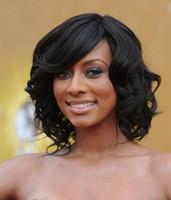 custom made full lace wig - Keri Hilson Custom Human Hair Romance Curl Hair Wigs for Black Women Bella Hair