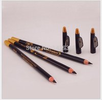 Wholesale senior waterproof eyebrow pencil With sharpener Easy on the makeup Don t take off makeup eyebrow pencil Classic