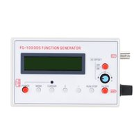 Wholesale 1HZ KHZ DDS Functional Signal Generator with Square Sine Sawtooth Waveform Generator Signal source frequency counter