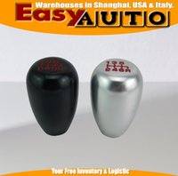 Wholesale Universal Racing Six Speed car Manual Automatic Gear Shift Knob shift lever For Honda