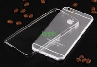 Wholesale 200pc Clear case For iphone4s iphone cases Ultra Thin back Hard case Crystal Transparent PC plastic Cover Case for iphone phone cases