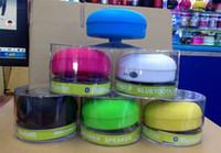 Wireless Bluetooth Speaker antipoussière Mini haut-parleurs Handfree Sucker BTS-06 Colorful HOT Bonne qualité DHL03 gratuit