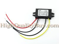 Wholesale Car LED Display Power Supply V Stepdown To V A W DC DC Converter Adapter Regulator