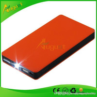 Wholesale 4800mAh Multi Function Car Battery Car Jump Starter Mobile phone Power Bank Laptop External Rechargeable Battery