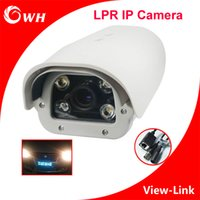 White Light anpr camera - CWH W6343AH5 LPR Camera High quality car plate recording camera MP IP Camera IP LPR camera speed KM H IP ANPR camara