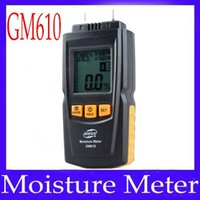 Wholesale Moisture Meter GM610 for measure wood seed paddy rice corn