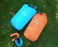 Wholesale 10Pcs L Waterproof Dry Bag Swimming Floating Drifting Upstream Waterproof Pouch Outdoor Travel Organizer Bag