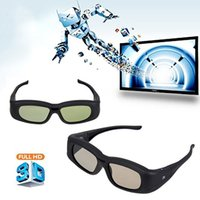 Gafas de obturador activo universal 3D (Bluetooth) para LG / Sony / Panasonic / sostenido / Toshiba / Samsung 3D TV