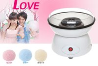 Wholesale V W Household Cotton Candy Maker Cotton Candy Floss Machine Best Gift for your Baby children