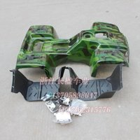 atv sport accessories - For Atv wd sports car atv refires accessories Camouflage shell plastic order lt no track