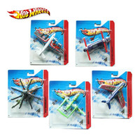 Wholesale Mini Airplane Model Hot Wheels Diecast Plane Fighter Aircraft Helicopter Toys for Children Perfect Gift Idea