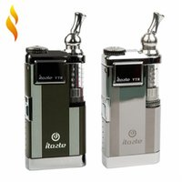 Cheap 100% original Innokin Itaste VTR with iClear30s atomizer high quality Innokin Mechanical vaporizer iTaste VTR DHL Free
