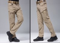 active boots - TAD Archon IX7 Military Outdoors City Tactical Pants Men Spring Sport Cargo Pants Army hiking Training Combat Outdoor Trousers