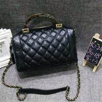 vintage bag - Diamond Lattice Trendy Solid Handbags Cotton Fabric Designer Shoulder Bags for Ladies Luxury Ladies Shoulder Bags for BL6688