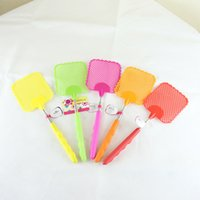 mosquito racket - rrive Summer Accessories Detachable telescopic Fly swatter fly swatter racket