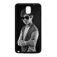 austin design - Austin Mahone fashion design cool cover case for samsung s5 note2 n7100 note3 n900 for samsung note4 hard plastic cell phone case