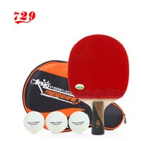 Wholesale Absorb sweat table tennis shoot four star layer of pure wood table tennis world champion three balls