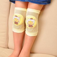 Wholesale Baby Safety Crawling Elbow Cushion Infants Toddlers Baby Knee Pads Protector Hot Selling YE01051