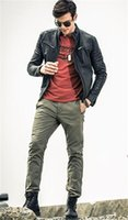 ak jacket - SALE AK Men fall new Fast and Furious movie with the money men s leather jacket sheepskin