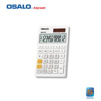 pocket notebook calculator - OS P Pocket Notebook Electronic Digit Calculator Rubber Key Accountant Batter Than casio Classical Economic Calculadora