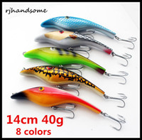 big pike lures - 3D Eyes Pencil lures Zalt Musky Muskie Pike Rare Odyssey quot mm g Piglet Pig Jerk Bait Fishing Lure Bait colors